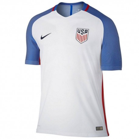 Saludar Nacarado doce  USA Vapor Player issue Home football shirt 2016/17 - Nike - SportingPlus.net
