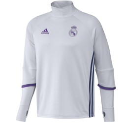Sudadera tecnica entreno Real Madrid 2016/17 - Adidas