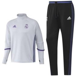 Survetement Tech d'entrainement Real Madrid 2016/17 - Adidas