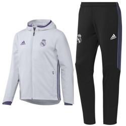 Survetement de presentation Real Madrid 2016/17 - Adidas