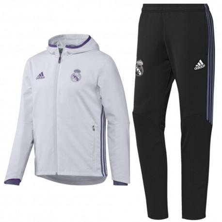0814a793a620b Chandal de presentacion Real Madrid 2016 17 - Adidas - SportingPlus.net