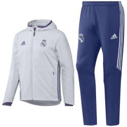 Tuta da rappresentanza Real Madrid 2016/17 bianco - Adidas