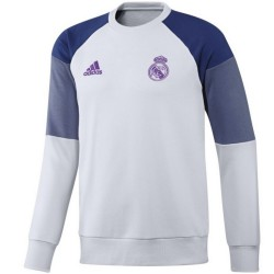 Sweat top d'entrainement Real Madrid 2016/17 - Adidas