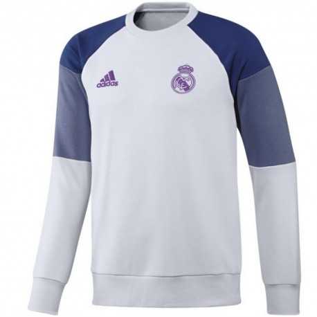 Real Madrid training sweat top 2016/17 - Adidas