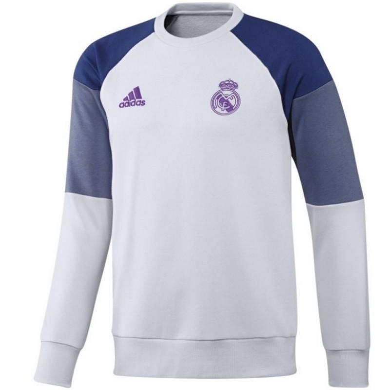 3352db435 Felpa da allenamento Real Madrid 2016 17 - Adidas - SportingPlus.net