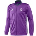 Real Madrid jogging training suit 2016/17 purple - Adidas