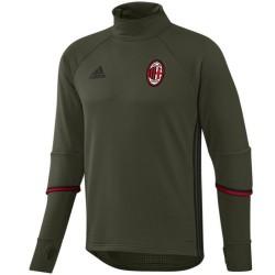 Sudadera tecnica entreno AC Milan 2016/17 - Adidas