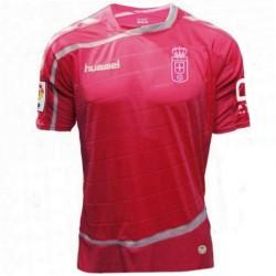 Maillot de foot Real Oviedo exterieur 2015/16 - Hummel