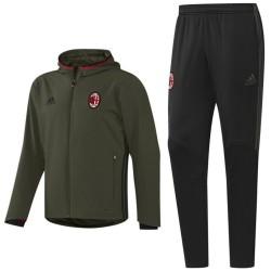 Survetement de presentation AC Milan 2016/17 - Adidas