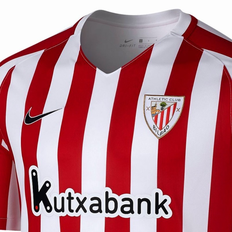 vehículo director Radioactivo  Athletic Bilbao Home football shirt 2016/17 - Nike - SportingPlus.net