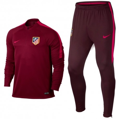 Atletico Madrid training technical tracksuit 2016/17 - Nike