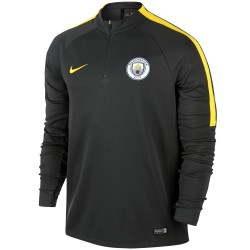 Felpa tecnica allenamento grigia Manchester City 2016/17 - Nike