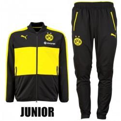 JUNIOR - Chandal de presentacion BVB Borussia Dortmund 2016/17 - Puma