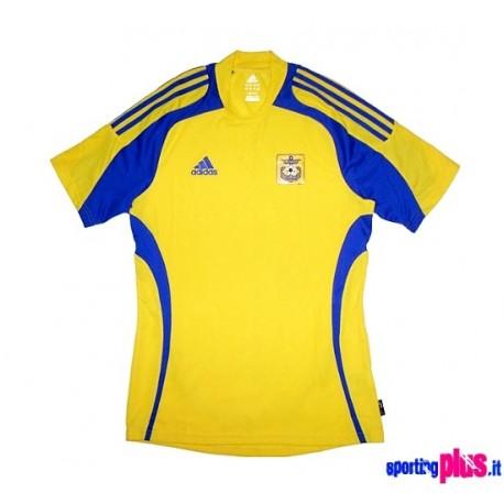 FK Ventspils Fußball Trikot Home 09/10-Adidas