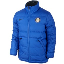 Parka reversible de presentation FC Inter 2016 - Nike