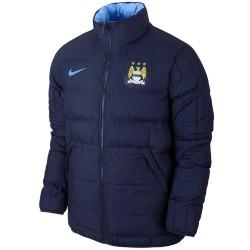 Parka reversible de presentation Manchester City 2016 - Nike