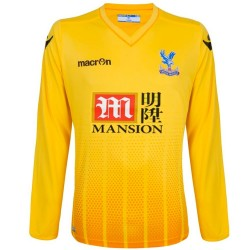 Maglia portiere Crystal Palace Away 2015/16 - Macron