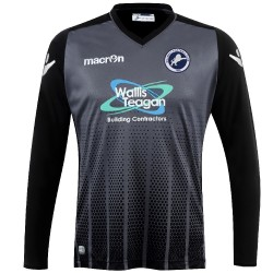 Millwall FC Away torwart trikot 2015/16 - Macron