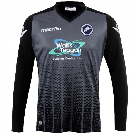 Millwall FC goalkeeper shirt Away 2015/16 - Macron
