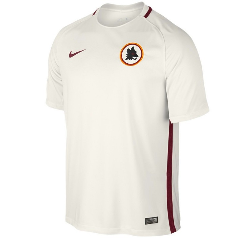 Maillot de foot AS Roma exterieur 201617 Nike