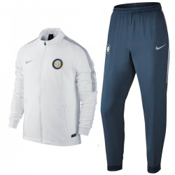 Inter Mailand training Präsentationsanzug 2016/17 weiss - Nike