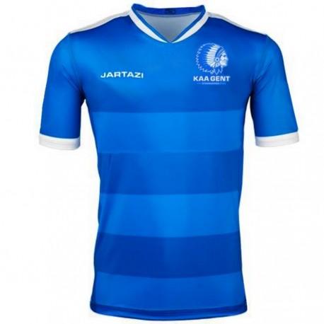 KAA Gent UCL Home football shirt 2015/16 - Jartazi
