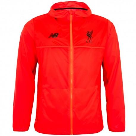 Liverpool FC training rain jacket 2016/17 - New Balance