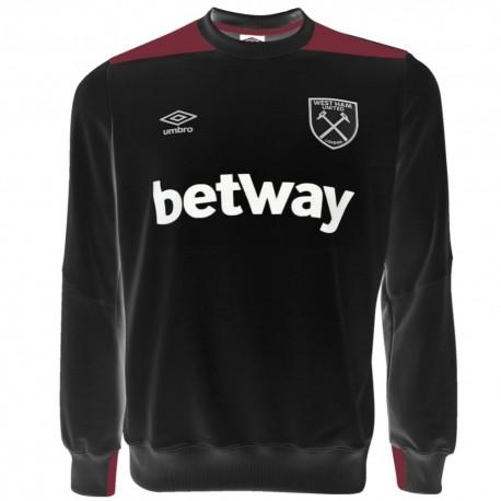 West Ham United training sweatshirt 2016/17 - Umbro