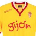 Sporting Gijon Third football shirt 2015/16 - Kappa