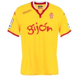 Maillot de football Sporting Gijon Third 2015/16 - Kappa