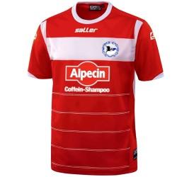 Maglia da calcio Arminia Bielefeld Away 2014/15 - Saller
