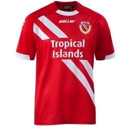 Camiseta de futbol Energie Cottbus primera 2013/14 - Saller