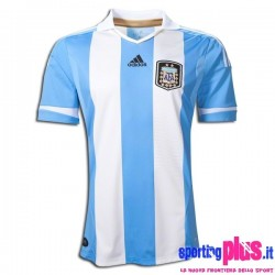 National Football Argentina Jersey Home 2011/2013-Adidas