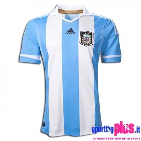 Nacional Fútbol Argentina Jersey Home 2011/2013-Adidas