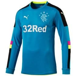 Maglia da portiere Glasgow Rangers Away 2016/17 - Puma