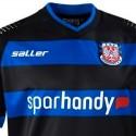FSV Frankfurt Home football shirt 2013/14 - Saller