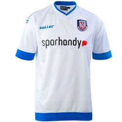 Camiseta de futbol FSV Frankfurt segunda 2013/14 - Saller