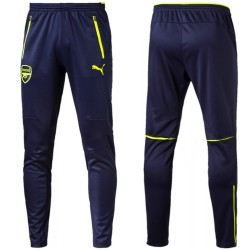Arsenal FC Trainingshose UCL 2016/17 navy/fluo - Puma
