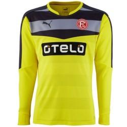 Maillot de gardien Fortuna Dusseldorf domicile 2015/16 - Puma