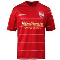 Jahn Regensburg Away Fußball Trikot 2013/14 - Saller