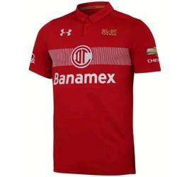 Deportivo Toluca (Mexiko) Home Fußball Trikot 2016/17 - Under Armour