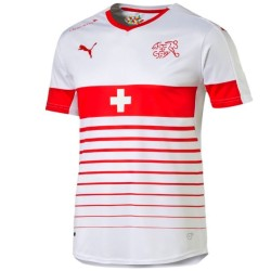 Switzerland Away football shirt 2016/17 - Puma