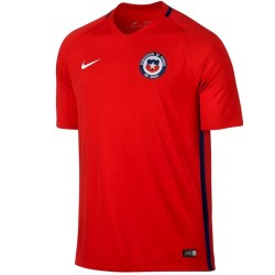 Chile national team Home football shirt 2016/17 - Nike