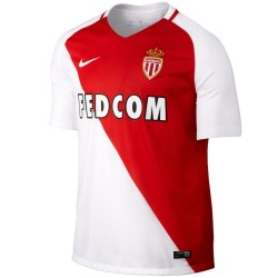 AS Monaco Home football shirt 2016/17 - Nike