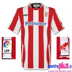 Athletic Club de Bilbao Soccer Jersey Home 09/10 por Umbro