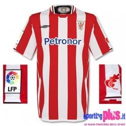 Maglia Athletic Club de Bilbao Home 09/10 by Umbro