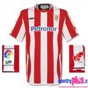 Athletic Club de Bilbao Fußball Trikot Home 09/10 von Umbro