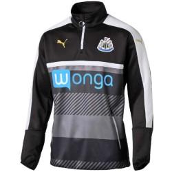 Newcastle United training tech sweatshirt 2016/17 black - Puma