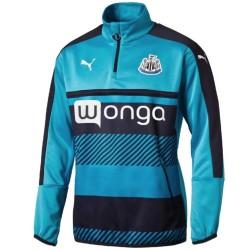 Newcastle training tech sweatshirt 2016/17 light blue - Puma