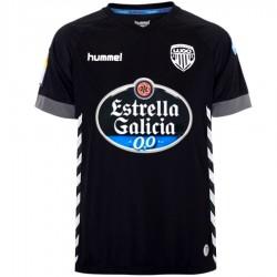 Lugo CD Fußball Trikot Away 2015/16 - Hummel